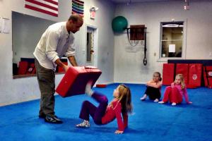 Martial Arts for Children - Self-Defense, Stanger Danger, Bullying Prevention and Safety